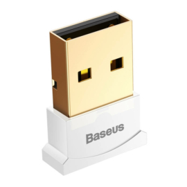 Baseus Bluetooth USB adapter fehér