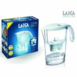 Laica J11AB CLEAR LINE 2,25l vízszűrő kancsó - fehér