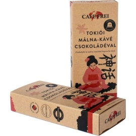 """Cafe Frei """"Tokiói csokoládés málna"""" Nespresso kompatibilis kávékapszula (9db)"""