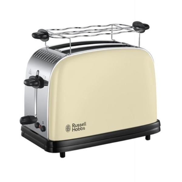 Russell Hobbs Colours Plus Classic kenyérpirító - krémszínű