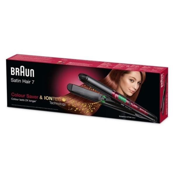 Braun ES3/ST750 Satin Hair 7 Colour hajvasaló