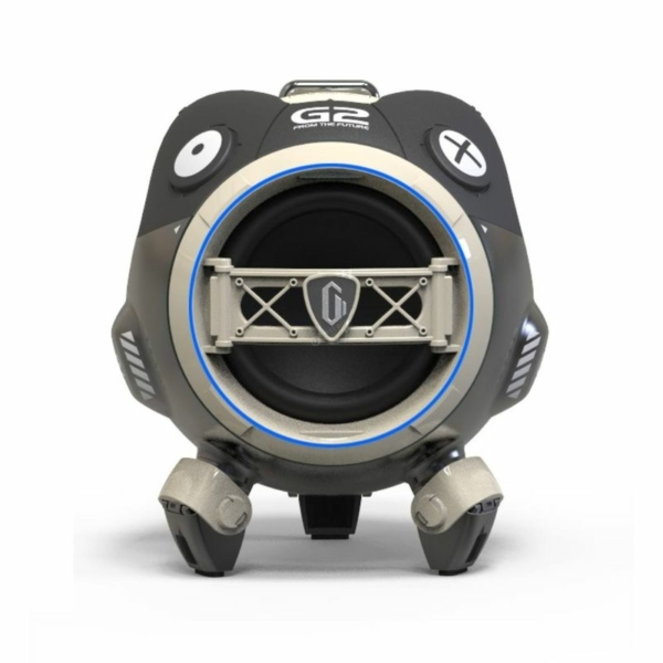 Gravastar G2 Venus Bluetooth hangszóró 10W Dawn White - fehér