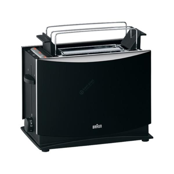 Braun HT450 kenyérpirító - fekete