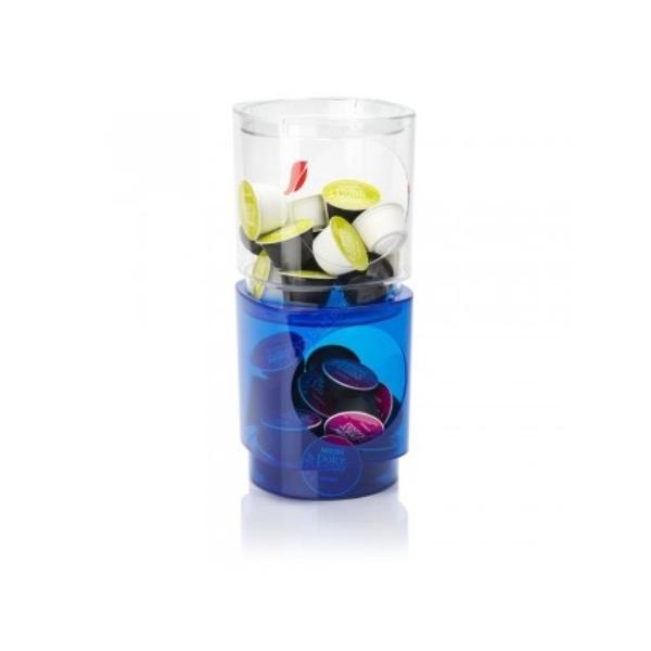 Nescafe Cuba Kapszulatartó - kék