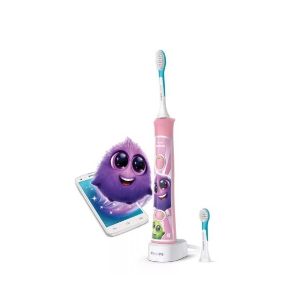 Philips HX6352/42 Sonicare For Kids szónikus elektromos fogkefe gyerekeknek