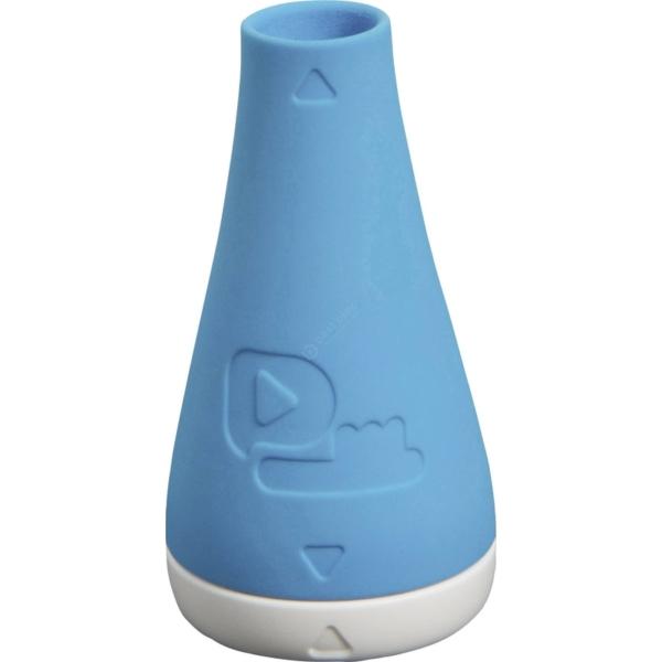 Playbrush Smart okos fogkefe bölcső manuális fogkefékhez - kék