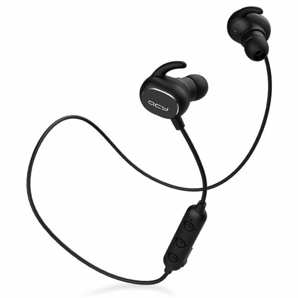 QCY QY19 Sport bluetooth headset fekete