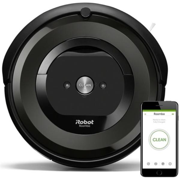 iRobot robotporszívó Roomba E5 - fekete