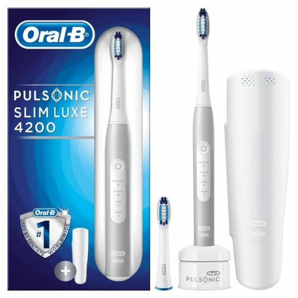 Oral-B FOGKEFE PULSONIC SLIM LUXE 4200
