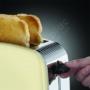 Kép 2/6 - Russell Hobbs Colours Plus Classic kenyérpirító - krémszínű