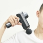 Kép 4/12 - Baseus Home Booster Dual Mode Massage Gun masszírozó pisztoly 8000mAh - sötétszürke