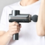 Kép 5/12 - Baseus Home Booster Dual Mode Massage Gun masszírozó pisztoly 8000mAh - sötétszürke