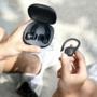 Kép 10/13 - Baseus Encok W17 TWS bluetooth vezeték nélküli sport fülhallgató fekete