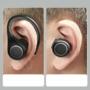 Kép 2/13 - Baseus Encok W17 TWS bluetooth vezeték nélküli sport fülhallgató fekete