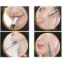 Kép 4/4 - Xiaomi inFace Eye Massager öregedésgátló szem környék masszírozó és szem alatti karika eltávolító - rózsaszín