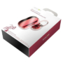 Kép 2/3 - Baseus Encok A02 Mini bluetooth mono headset piros