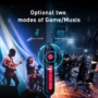 Kép 7/9 - Baseus C18 GAMO Immersive Virtual 3D gamer USB Type-C headset fekete