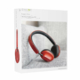 Kép 1/7 - Baseus Encok D01 Wireless Bluetooth fejhallgató piros