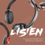 Kép 7/7 - Baseus Encok D01 Wireless Bluetooth fejhallgató fekete