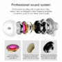 Kép 6/7 - Baseus Encok H06 vezetékes headset ezüst