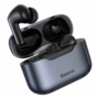 Kép 1/12 - Baseus SIMU S1 Pro ANC TWS bluetooth headset töltőtokkal - fekete