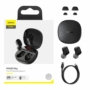 Kép 6/13 - Baseus Encok WM01 Plus TWS Bluetooth Wireless headset fekete