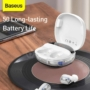 Kép 12/14 - Baseus Encok WM01 Plus TWS Bluetooth Wireless headset fehér