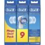 Kép 1/2 - Oral-B EB20-9 Precision Clean elektromos fogkefe pótfej (9db)