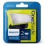 Kép 3/6 - Philips QP220/50 OneBlade cserélhető penge (2db)