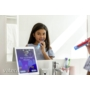 Kép 2/4 - Playbrush Smart Sonic gyerek elektromos fogkefe - kék-piros