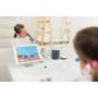 Kép 2/3 - Playbrush Smart Sonic gyerek elektromos fogkefe - kék-rózsaszín