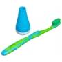 Kép 4/4 - Playbrush Smart okos fogkefe bölcső manuális fogkefékhez - kék