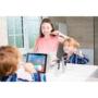Kép 2/4 - Playbrush Smart okos fogkefe bölcső manuális fogkefékhez - kék