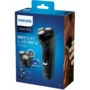 Kép 1/10 - Philips S1133/41 Shaver Series 1000 száraz elektromos borotva
