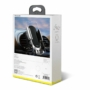 Kép 14/14 - Baseus Future Gravity autós telefontartó szellőzőnyílásba  - ezüst
