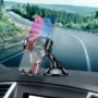 Kép 3/12 - Baseus Osculum Type Gravity autós telefon tartó - fekete
