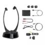 Kép 5/7 - Philips TAE8005BK/10 In-ear vezeték nélküli TV-fülhallgató dokkolóval