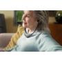 Kép 3/7 - Philips TAE8005BK/10 In-ear vezeték nélküli TV-fülhallgató dokkolóval