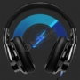Kép 7/12 - Ausdom ANC8 Pro Over-Ear ANC bluetooth vezeték nélküli fejhallgató aktív zajszűrővel - fekete