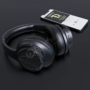 Kép 3/14 - Ausdom Bass-One Over-Ear ANC bluetooth vezeték nélküli fejhallgató aktív zajszűrővel - fekete