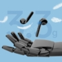 Kép 7/18 - Ausdom Mixcder X1 TWS vezeték nélküli headset töltőtokkal - fekete