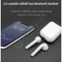 Kép 3/5 - i11 5.0 TWS bluetooth érintésérzékeny headset töltőtokkal, fehér
