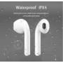 Kép 4/5 - i11 5.0 TWS bluetooth érintésérzékeny headset töltőtokkal, fehér