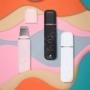 Kép 5/6 - Xiaomi inFace MS7100 ultrahangos - ionos bőrtisztító - rózsaszín