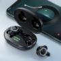 Kép 12/15 - Joyroom JR-T12 IPX5 TWS vezeték nélküli bluetooth headset töltőtokkal - fekete