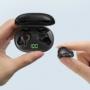 Kép 13/15 - Joyroom JR-T12 IPX5 TWS vezeték nélküli bluetooth headset töltőtokkal - fekete
