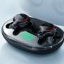 Kép 4/15 - Joyroom JR-T12 IPX5 TWS vezeték nélküli bluetooth headset töltőtokkal - fekete