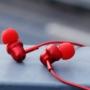 Kép 7/9 - Nillkin E4 Soulmate IPX4 vezeték nélküli bluetooth headset - piros