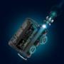 Kép 2/11 - Tronsmart Element T6 Plus 40W hordozható bluetooth hangszóró - piros